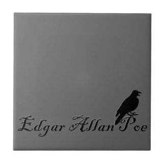 Edgar Allan Poe Azulejos Ceramicos