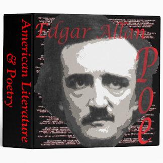 Edgar Allan Poe Binder