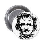 Edgar Allan Poe Buttons