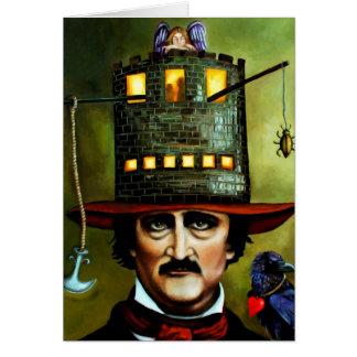 Edgar Allan Poe Card
