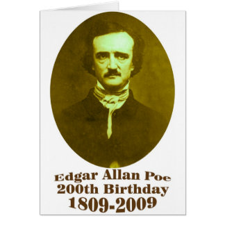 Edgar Allan Poe Cards