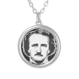 Edgar Allan Poe Colgante Redondo