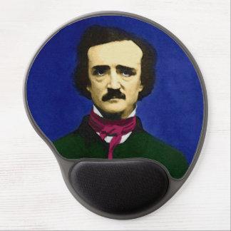 Edgar Allan Poe Colorized Portrait Gel Mouse Pad