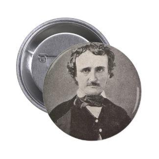 Edgar Allan Poe con la firma Pins