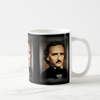 Edgar Allan Poe cup 2 Classic White Coffee Mug