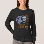 Edgar Allan Poe Dream Within A Dream Quote Dresses