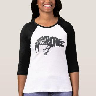 Edgar Allan Poe - el cuervo Camiseta