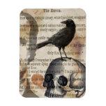 Edgar Allan Poe el imán del cuervo