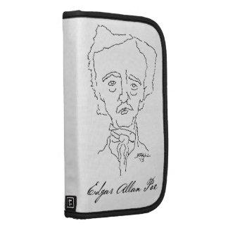 Edgar Allan Poe Folio Smartphone Planner