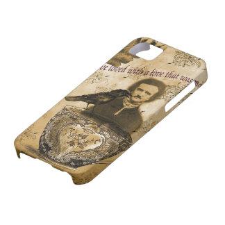 Edgar Allan Poe iPhone 5 Cobertura