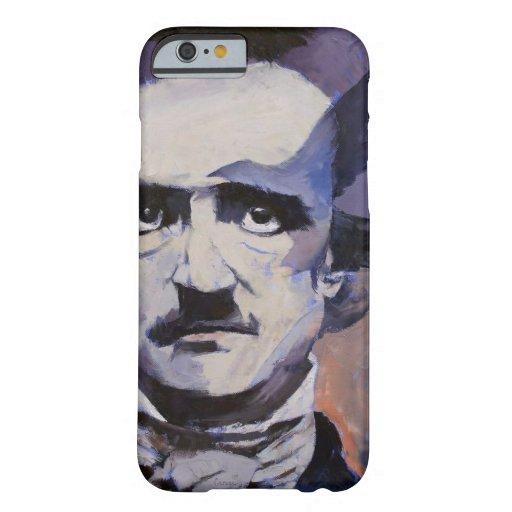 Edgar Allan Poe Funda De iPhone 6 Barely There