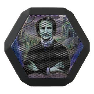 Edgar Allan Poe Gothic Black Bluetooth Speaker