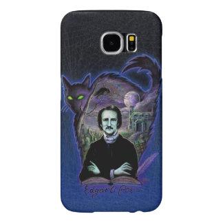 Edgar Allan Poe Gothic Samsung Galaxy S6 Cases