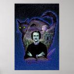 Edgar Allan Poe Gothic Print