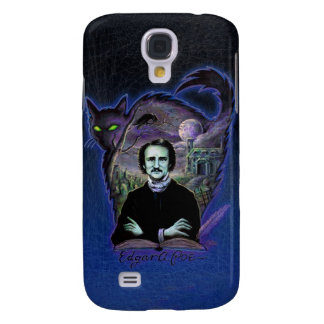 Edgar Allan Poe Gothic Samsung Galaxy S4 Case