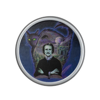 Edgar Allan Poe Gothic Speaker
