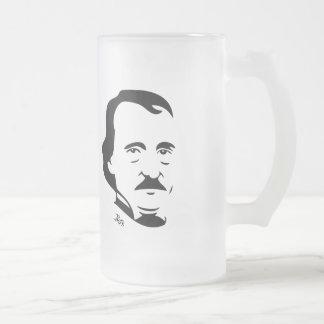 Edgar Allan Poe heló la taza