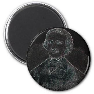 Edgar Allan Poe Iman De Frigorífico