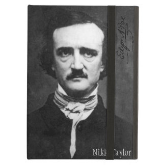 Edgar Allan Poe iPad Air Case