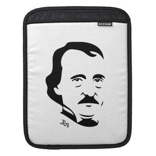 Edgar Allan Poe iPad Sleeve