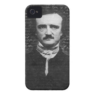 Edgar Allan Poe iPhone 4 Case-Mate Case