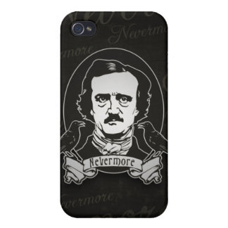Edgar Allan Poe IPhone Case Cover For iPhone 4