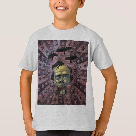 Edgar Allan Poe Kid's Shirt