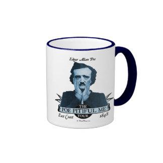 "Edgar Allan ""Poe lamentable yo"" taza del viaje"