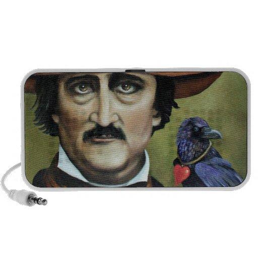 Edgar Allan Poe Mini Altavoz