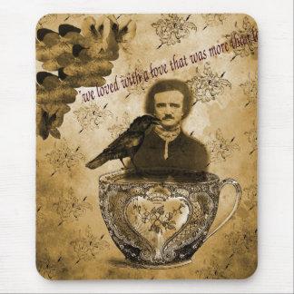 Edgar Allan Poe Mouse Pad