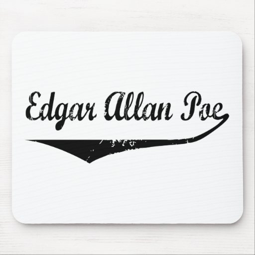 Edgar Allan Poe Mouse Pads