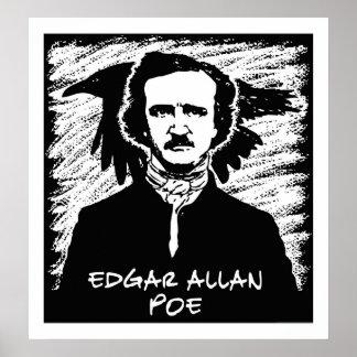 Edgar Allan Poe Impresiones