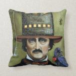 Edgar Allan Poe Pillow