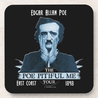 Edgar Allan 'Poe Pitiful Me' Tour Coaster Set