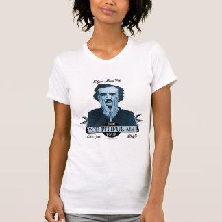 Edgar Allan 'Poe Pitiful Me' Tour Shirt (W Light)