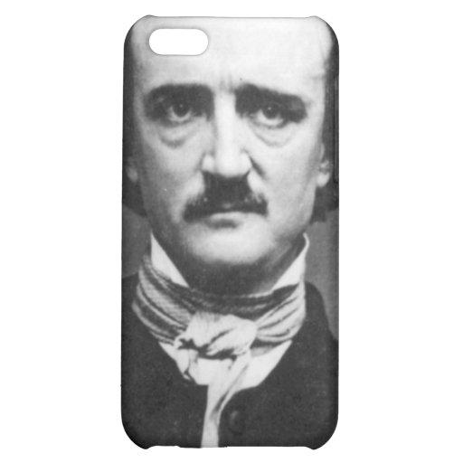 Edgar Allan Poe Portrait iPhone 5C Covers