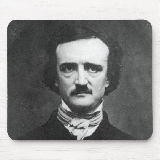 Edgar Allan Poe Portrait Mouse Pad
