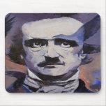 Edgar Allan Poe Portrait Mousepad