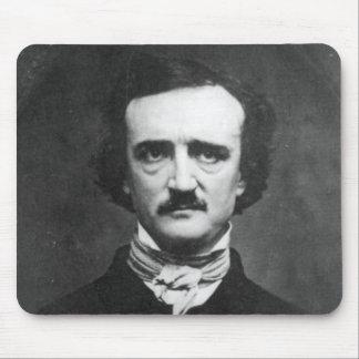 Edgar Allan Poe Portrait Mouse Pads