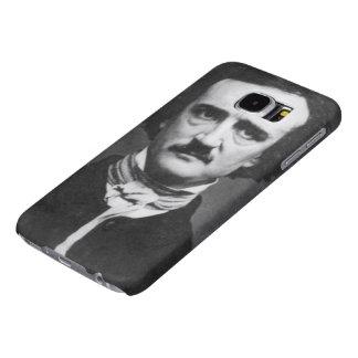 Edgar Allan Poe Portrait Samsung Galaxy S6 Case