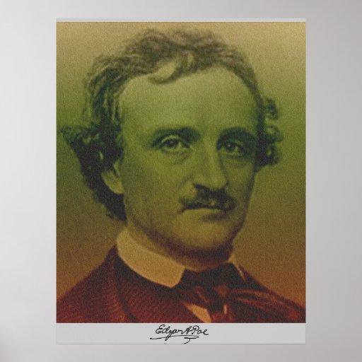 Edgar Allan Poe Póster
