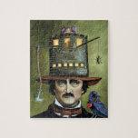 Edgar Allan Poe Puzzle Con Fotos