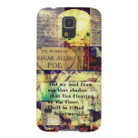 Edgar Allan Poe Quote Nevermore Case For Galaxy S5