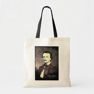 Edgar Allan Poe *Restored & Refinished* Tote Bag
