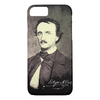 Edgar Allan Poe *Restored y Refinished* Funda iPhone 7