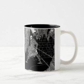 Edgar Allan Poe s Cask of Amontillado Mug
