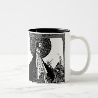Edgar Allan Poe s Ligeia Coffee Mugs