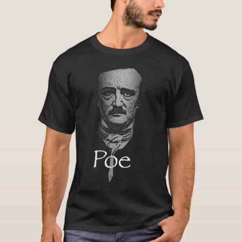 Edgar Allan Poe T_Shirt