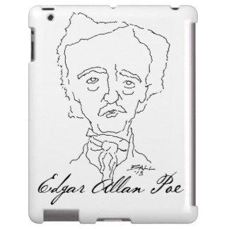 Edgar Allan Poe Tablet Case