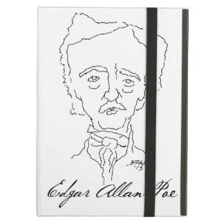 Edgar Allan Poe Tablet Case Cover For iPad Air